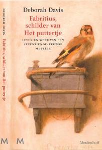 Boekje - Omslag bu - Fabritius, schilder van het puttertje -