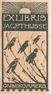 Ex-libris - JacPThijsse 3