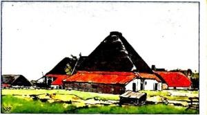 Texel - VerkadeAlbum - Boerderij