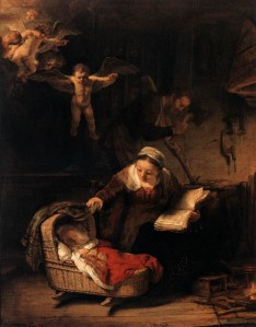 maria-en-jozef-bij-de-kribbe-rembrand-artbible