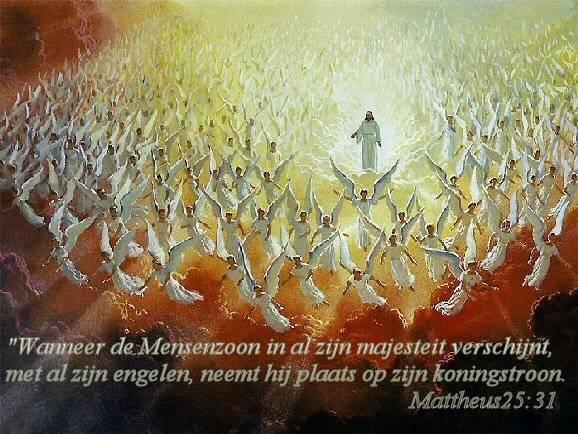 De komst van de Mensenzoon - Bijbelstudies