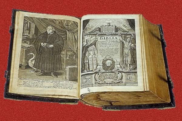 Bijbel en Luther - SeniorenNet Blogs