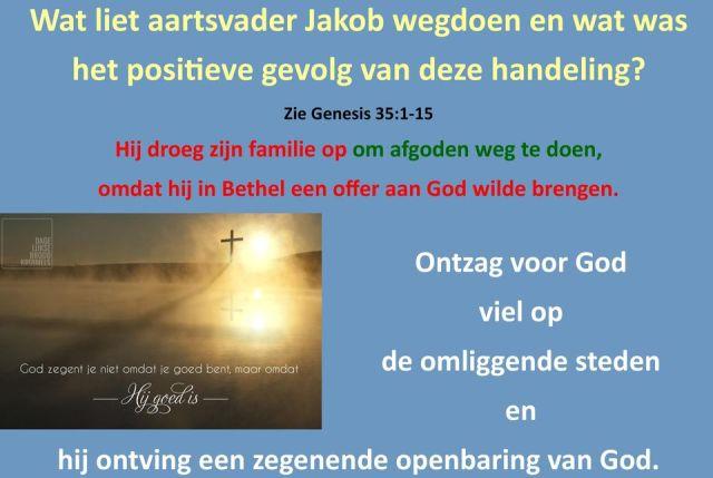 Afgoden wegdoen - DocPlayer.nl