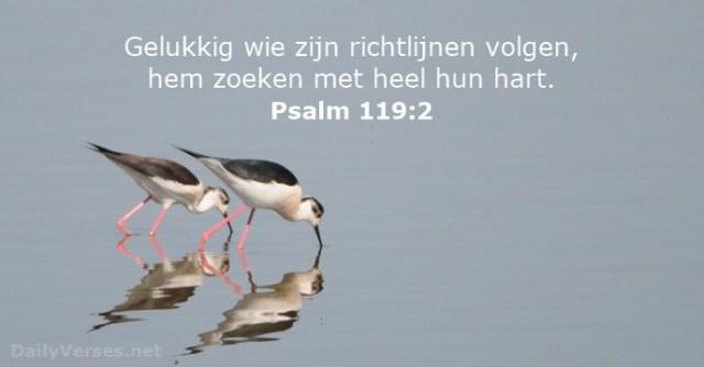 Psalm 119-2