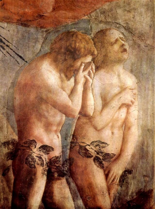 Vergiffenis - Adam en Eva - Stichting PaRDes