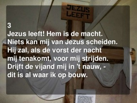LB Gezang 217 Jezus leeft! hem is de macht - SlideShare