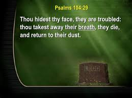 Psalm 104 29 Thou hidest thy Face - SideShare