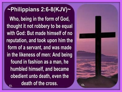 Filippenzen 2 6-8 - took the form of a servant - Pinterest