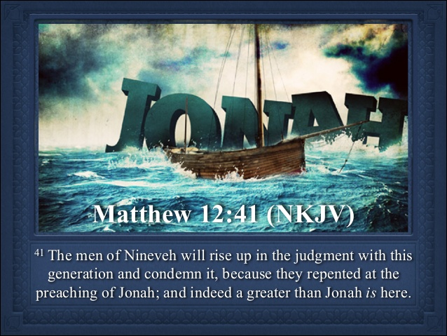 Matteüs 12 41 - The men of Nineveh - Slideshare