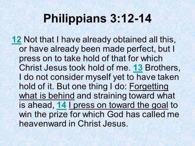 Filippenzen 3 12-14 - Niet dat ik het al gegrepen heb - SlidePlayer