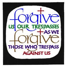 Onze Vader - And forgive us our trespass - Pinterest