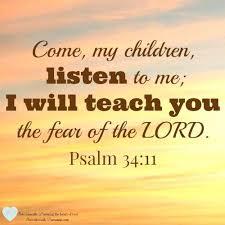 Psalm 34 12 - Kom kinderen luister - Pinterest