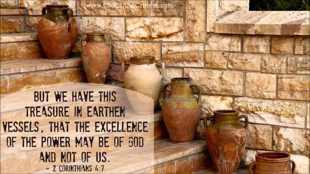 2 Korintiërs 4 7 - Treasure in earthen vessels - DailyBibleVerse