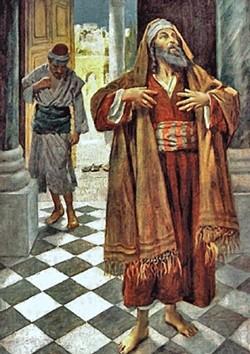 Bidden - De farizeeër en de tollenaar - Schrifstudies